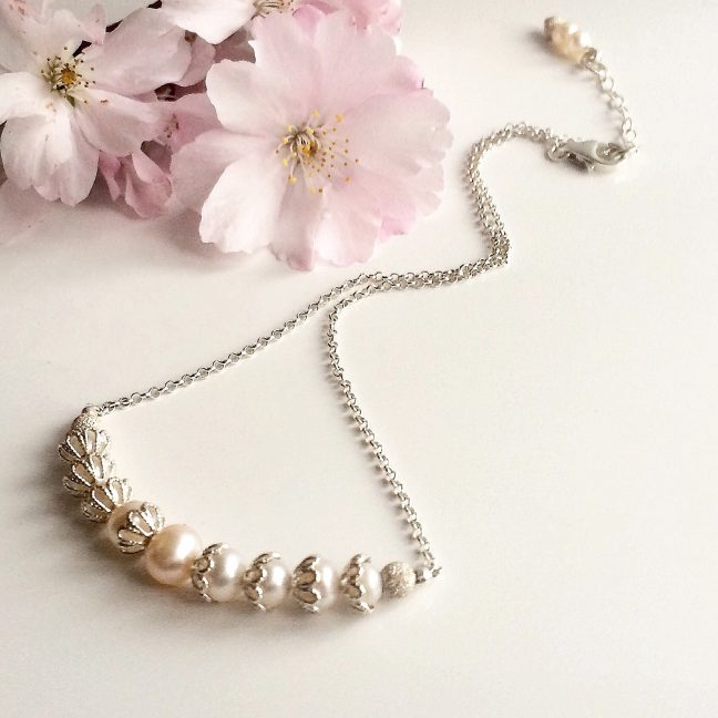 Freshwater Pearl Necklace | Me Me Jewellery