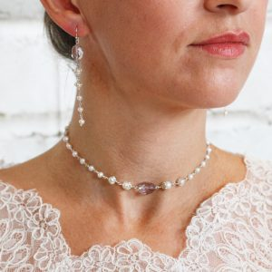 Pearl Choker Necklace | Me Me Jewellery