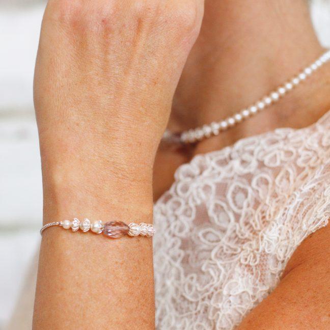 Pink Amethyst Set | Me Me Jewellery