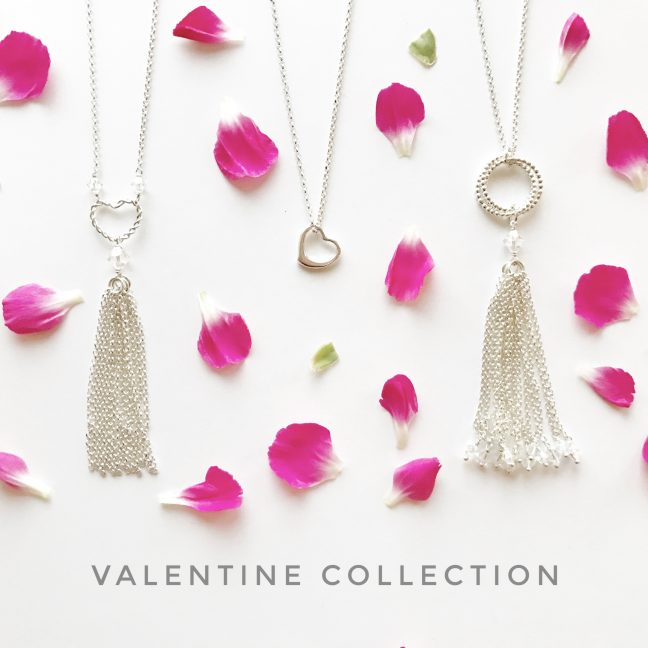 Valentine Collection | By Me Me Jewellery