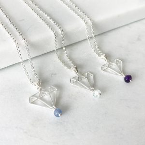 You're a diamond necklace | By Me Me Jewellery