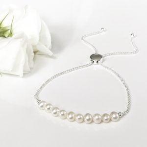 Freshwater Pearl Bracelet | By Me Me Jewellery