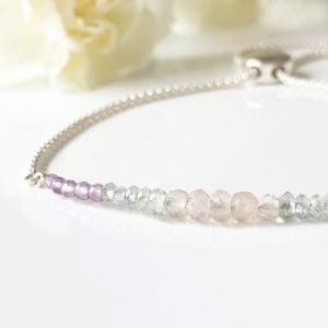 Dainty Pastel Bracelet | Me Me Jewellery