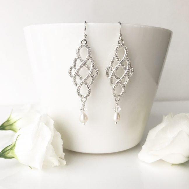 Bridal Earrings | Me Me Jewellery