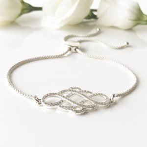 Love Knot Bracelet | Me Me Jewellery