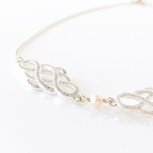 Pearl Bridal Necklace | Me Me Jewellery