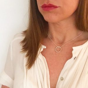 Infinity Necklace | Me Me Jewellery
