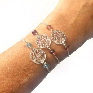 Crystal Mandala Bracelet | Me Me Jewellery