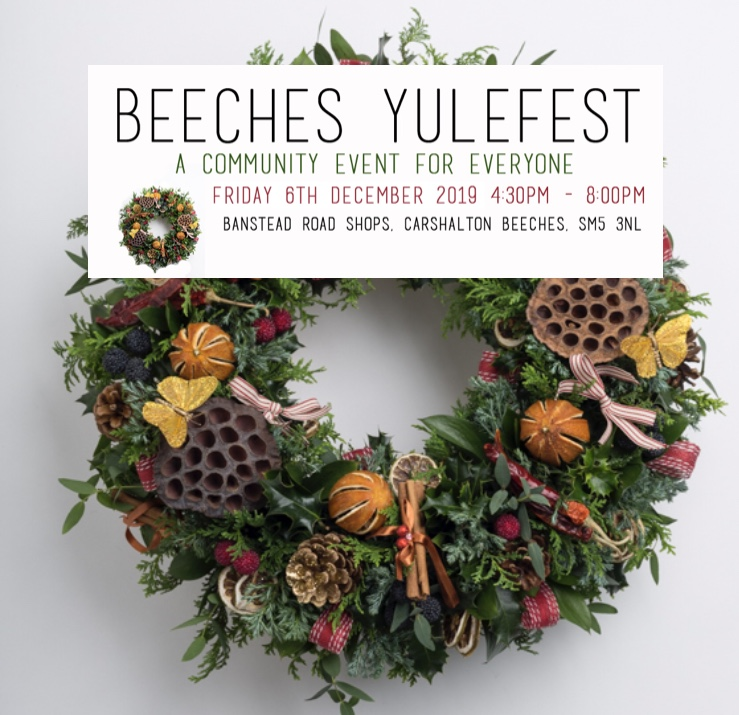 Beeches Yulefest 2019   Me Me Jewellery