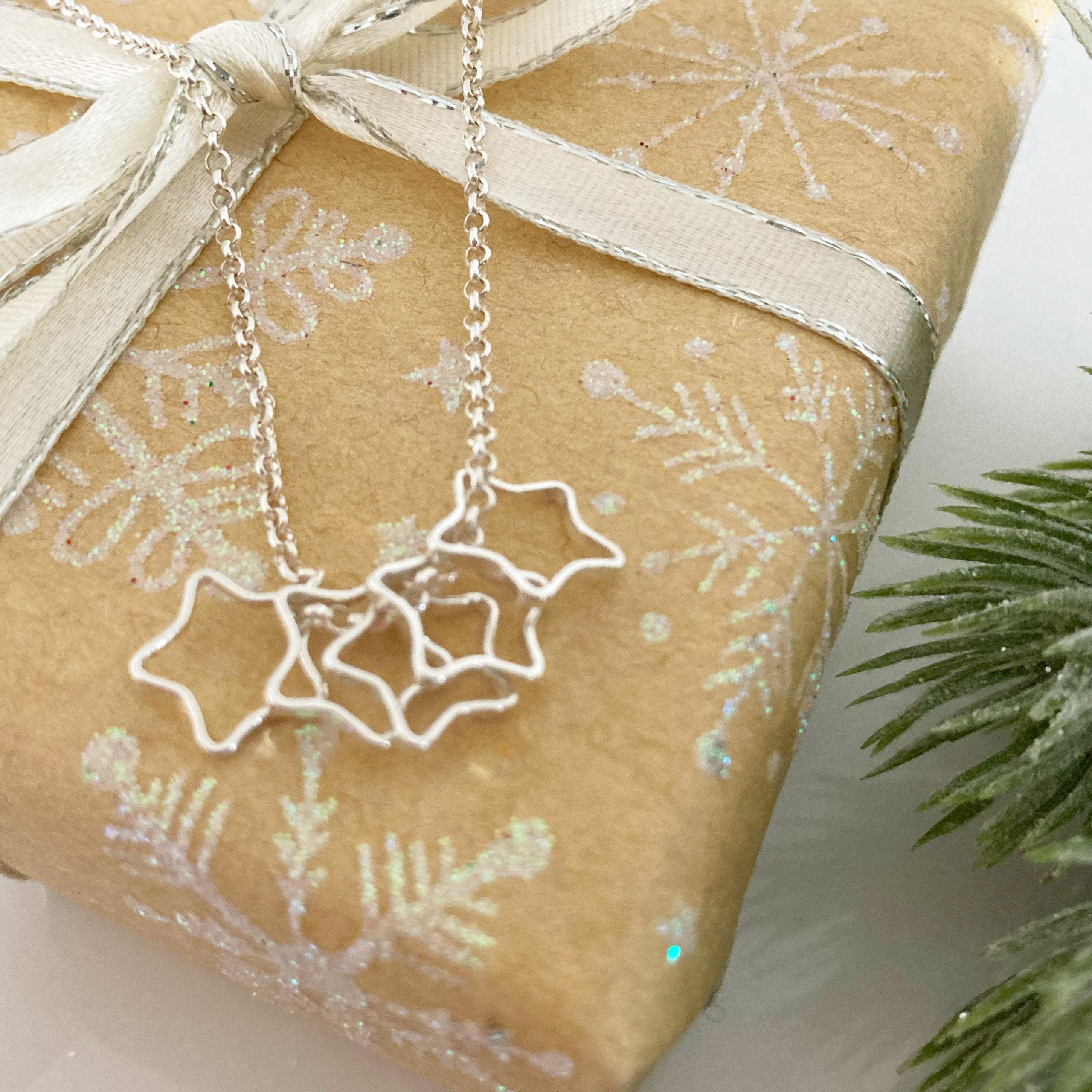 Five Star Necklace | Me Me Jewellery